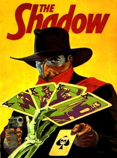 Will Tarantino Join 'The Shadow'? Diesel Punk, Comic Book Artists, Comic Books Art, Radios, Jordi Bernet, Jim Steranko, Superman, Batman, Horror