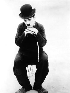 The Tramp, Charlie Chaplin, 1915 Fotografía