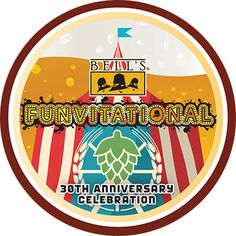 Untappd Badge: Bell's Funvitational