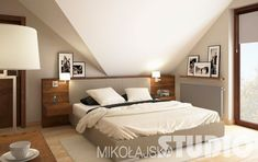Tradycyjna sypialnia
