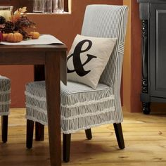 Dining Chair Covers from Through the Country Door®