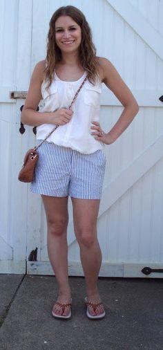 Summer weekend outfit #orthaheel