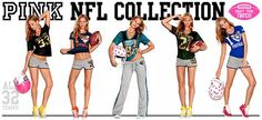Nu toti barbatii iubesc Victoria's Secret! Fall Football, Football Baby, Pink Outfits, Cute Outfits, Nfl Tickets, Packers Baby, Greenbay Packers, Cardinals Nfl, Football Fashion