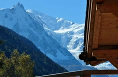 Stunning summer views from Argentiere Retreat — Chamonix, France, Luxury Ski Chalets, Ski Boutique