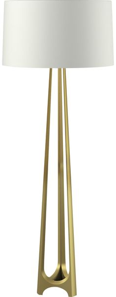 Iron Eye Floor Lamp by Jean-Louis Deniot - JLD201