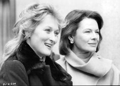 1984 - 'Falling in Love', Meryl Streep and Dianne Wiest, (Robert DiNiro)