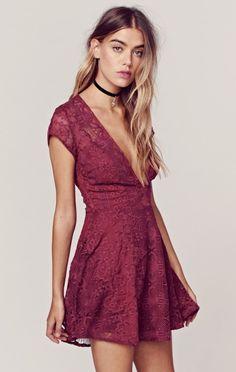 For Love And Lemons Clothing Boho Dresses Sienna Mini Dress