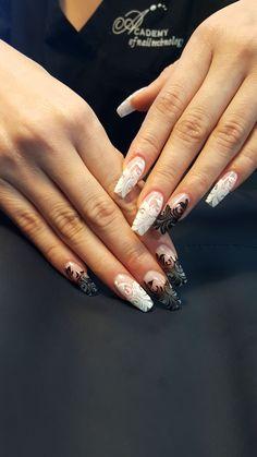 Black and White Nail Art - Nailpro