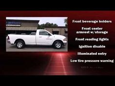 2012 Ram 1500 Long Bed Regular Cab - For Sale in Pensacola - YouTube