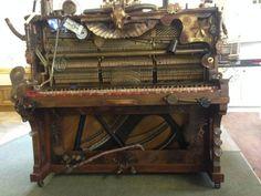 Steampunk Bar, Piano Keys, Mumford, Werewolf, Rogues, Decor Styles, Pop Art, Sons, The Past