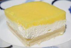 Rah Cha Chow: Rosie's Layered Lemon Dessert