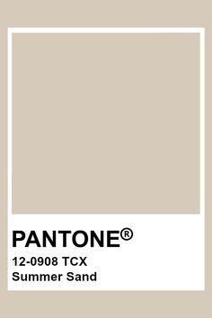 Pantone Swatches, Pantone Tcx, Color Swatches, Pantone Colour Palettes, Pantone Color, Carta Pantone, Brown Pantone, Beige Aesthetic, Neutral Colour Palette