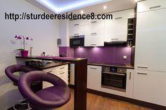 En güzel dekorasyon paylaşımları için Kadinika.com #kadinika #dekorasyon #decoration #woman #women Modern living room interior with kitchen