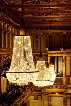 Nelson Chin: Classical Music in Vienna at the Musikverein.