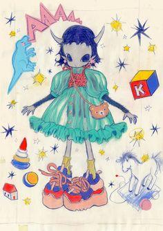 Art Prints, Artist Inspiration, Student Art, College Art, Cute Art, Drawing Journal, Art, Ethereal Art, Cool Drawings