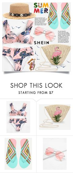 """""""Summer!"""" by dzansumansu ❤ liked on Polyvore Polyvore Outfits, Romwe, My Style, Summer, Shopping, Fashion, Moda, Summer Time, Fashion Styles"""