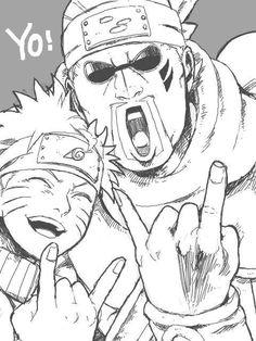 YO!! Killer Bee here and Naruto, yo, yo, yo!!