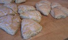 Cómo preparar los scones de limón-Sabrosia