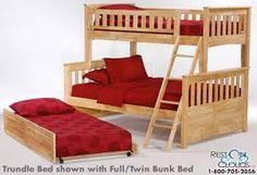 Картинки по запросу trundle bed