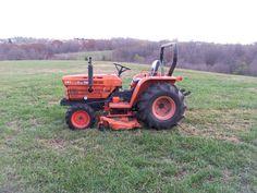 My garden tractor Kubota Tractors, Garden, Vehicles, Garten, Lawn And Garden, Gardens, Car, Gardening, Outdoor