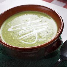 Crema de Espinacas Fácil y Ligera
