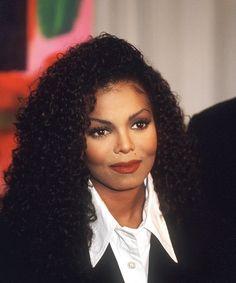 pendule for janet photo: Janet Era 1995 Janet Jackson 90s, Jo Jackson, Michael Jackson, Janet Jackson Unbreakable, The Jacksons, Classic Beauty, Black Beauty, Pinterest Hair, Inspirational Celebrities