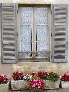 French Brothers San Diego Shutters specializes in serving San Diego with beautiful shutters, closet doors, and louvers. Specializing in San Diego shutters for homes and businesses. Through The Window, Window View, Old Doors, Window Boxes, Doorway, Windows And Doors, Belle Photo, Gate, Arches
