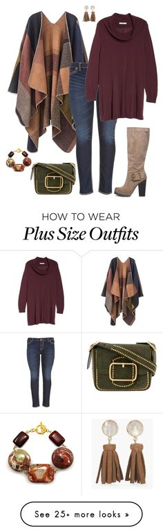 """Mom wear- plus size"" by gchamama on Polyvore featuring maurices, Vince Camuto, Tory Burch and Chico's"