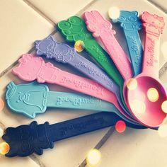 Puroland Sanrio Spoons~