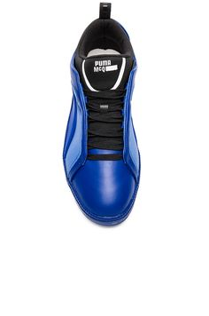 a2c0ddfd67c8 Alexander McQueen Puma MCQ Brace Lo in Surf the Web   Puma Black   Surf the