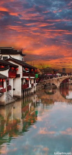 Fenghuang Old Town, Hunan, China  | In #China? Try http://www.importedFun.com for award winning #kid's #science |