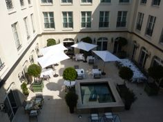Auberge du Jeu de Paume, Chantilly, France http://www.aubergedujeudepaumechantilly.fr/fr