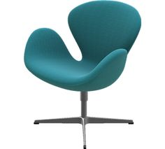 3320 - 3320, Swan Chair, easy chair, Hallingdal, Black