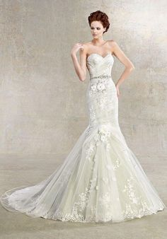 Kittychen Couture Angie Wedding Dress The Knot 2017 Gowns