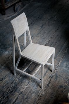 Brace Chair - Tierney Haines Architects
