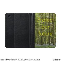 'Protect Our Future' - Customizable iPad Mini Case Ipad Mini, Encouragement, Future, Products, Future Tense, Gadget