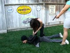 While shooting pictures to promote my books. Macy needed to practice her take down maneuvers. Not too bad for wearing heels. Female Police Officers, Prison, Comedy, Lisa, Youtube, Bags, Men, June, Friday