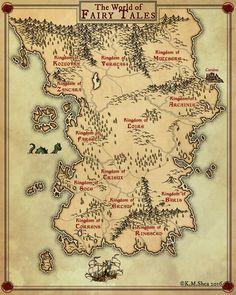 Pin by Razvan Plosca on RPG & fantasy maps | Fantasy map ...
