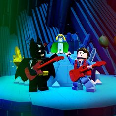 The Dark Knight can shred more than his abs. Mash it up and drop some dope beats with McFly and McBat! #LEGO #LEGODimensions #Batman #LEGOBatman #LEGOBatmanMovie #DCComics #SuperHeroes #BackToTheFuture #BreakTheRules #EverythingIsAwesome #MashupMadness #CombineYourLEGO #UpgradeYourLEGO #BuildSomethingSuper #BuildSomethingBatman