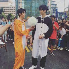 Yeo One& Yan An