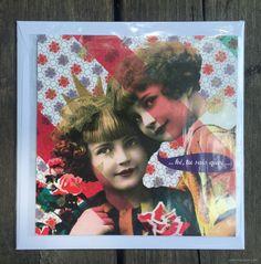 La Marelle Postkarte mit passendem Umschlag - C3/MH08