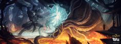http://m-wojtala.deviantart.com/art/Shadow-Warrior-2-Mezu-Gate-640422100