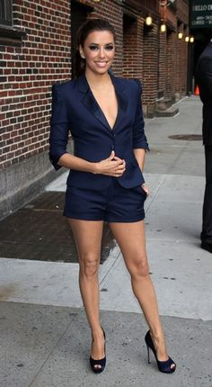 Eva Longoria wows in New York City