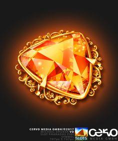 ArtStation - Slot Pharaoh´s Fire - Lost Diamonds, Michael Gruber Michael Gruber, Game Gem, 3d Texture, Game Concept, Anime Eyes, Diamond Gemstone, Slot, Anime Art, Symbols