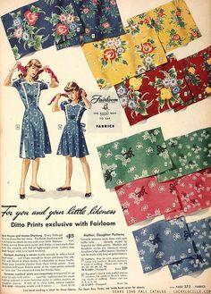 1946 Fall Fabrics