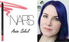 NEW NARS Anse Soleil Velvet Lip Liner Look