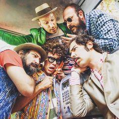 Al MArteLive tornano i #nobraino l'8 dicembre al Planet Roma per presentare il nuovo disco!