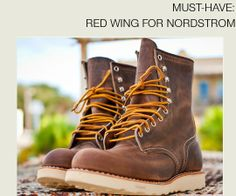 77ec7cad478 Red Wing Heritage 4563 Boot My guy wears these!