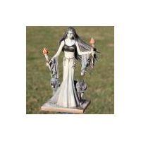 Bohyně Hekaté, soška