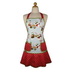 christmas aprons   Double click on above image to view full picture
